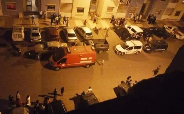 اكادير : انتحار مهاجر مغربي باكادير بعد وفاة زوجته
