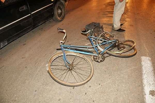 حادثة سير ..شاحنة تدهس سائق دراجة وترديه قتيلا بخريبكة